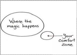 Magic and the Comfort Zone