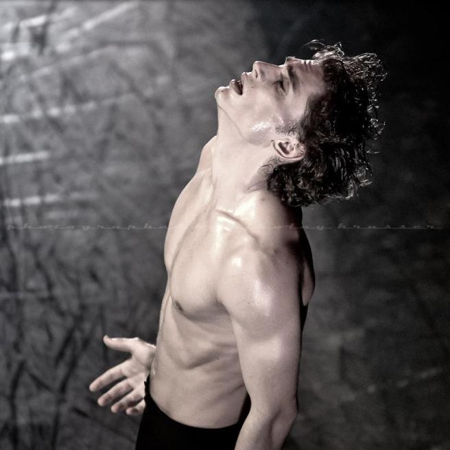 Ivan Vasiliev in Labyrinth of Solirude - chr. Patrick De Bana - Photographer: Nikolay Krusser