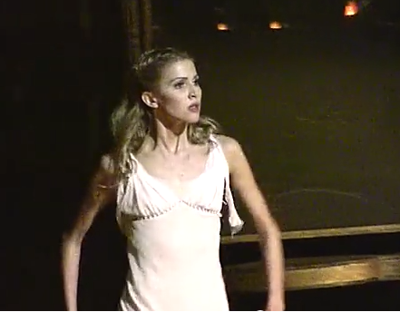 Alina Somova as Juliet