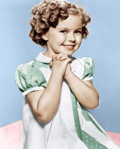 Shirley Temple - last movie at the age of